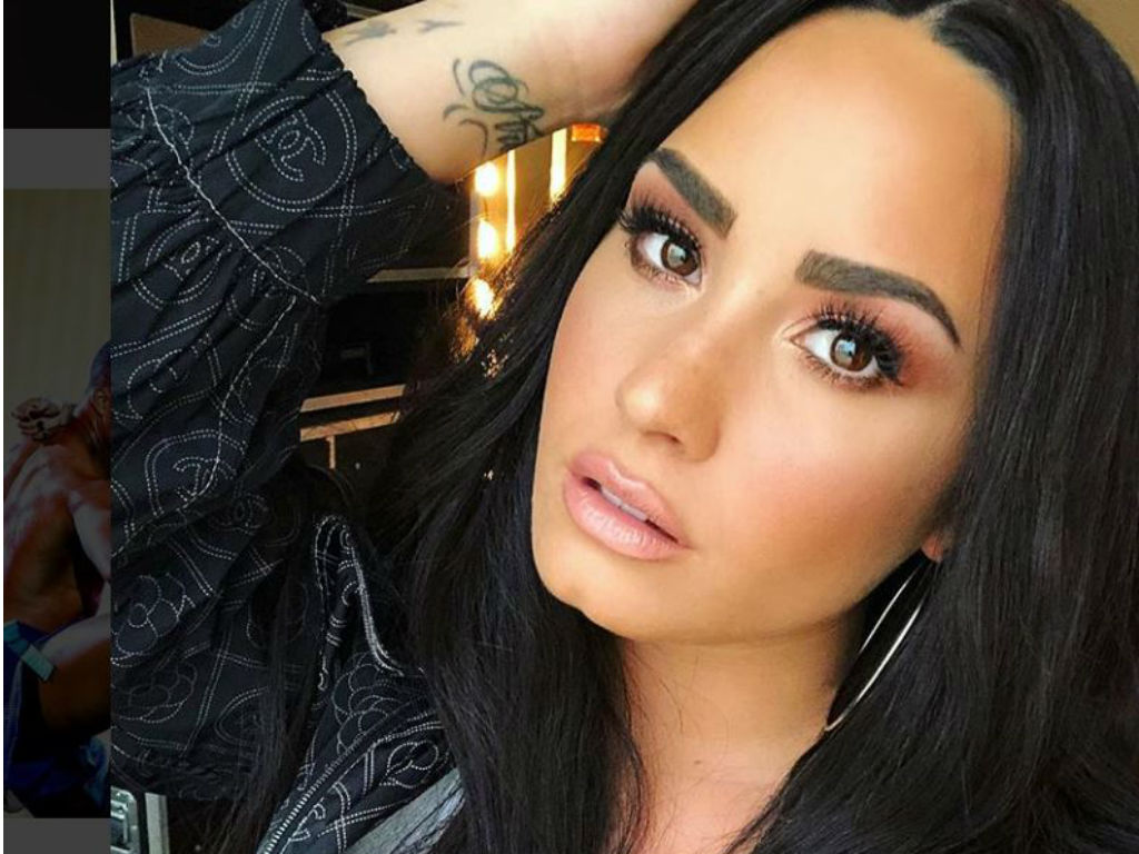 demi-lovato-hangs-with-hannah-brown-and-demi-burnett-at-the-bachelorette-finale-did-she-finally-meet-crush-mike-johnson-too