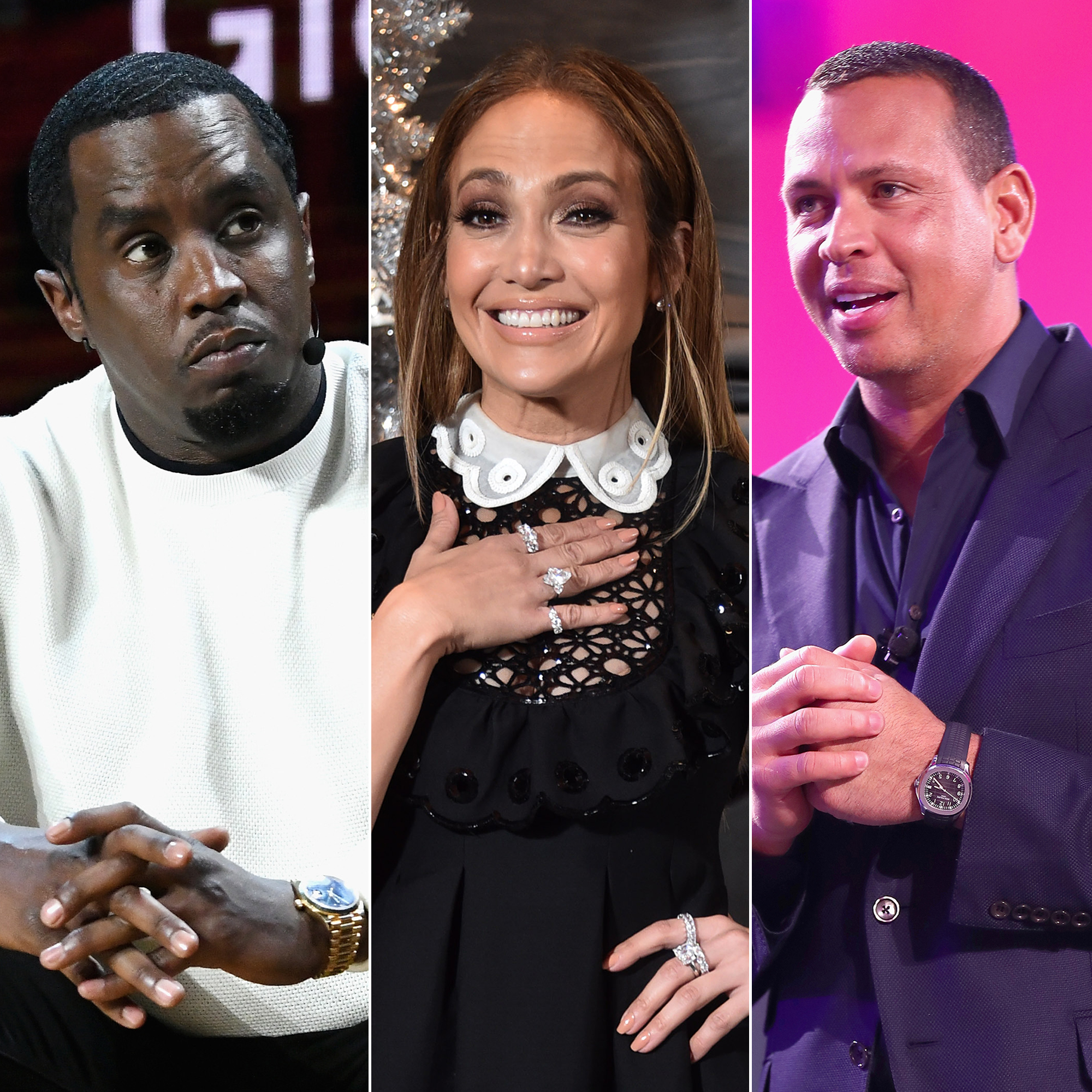 A-Rod And Diddy Wish Jennifer Lopez A Happy Birthday - Check Out Their Posts And See What J-Lo Got For Her Anniversary