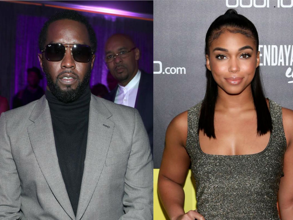Is Diddy Dating His Son's Ex-Girlfriend, Lori Harvey?