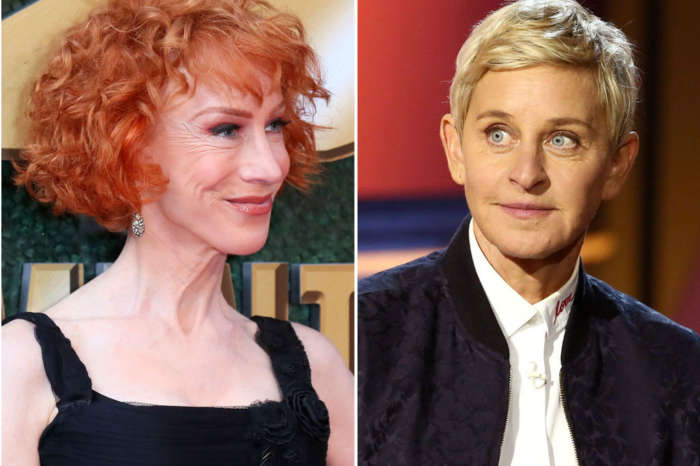 Kathy Griffin Admits Ellen DeGeneres Still Has Beef With Her