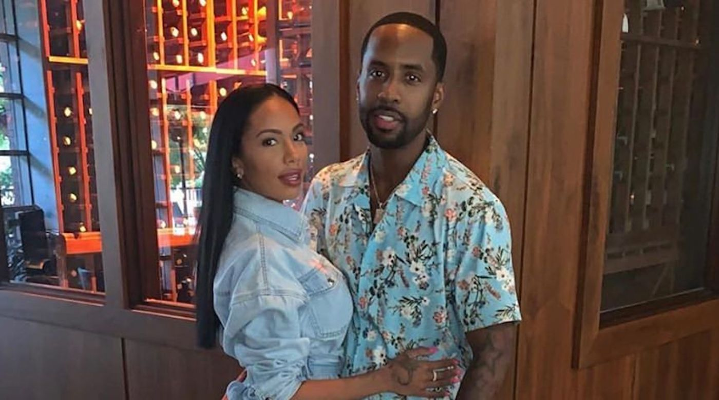 Erica Mena Takes Safaree Back After Dumping Him Following Cheating Rumors - He Gifted Her A Car And The Wedding Is On Again