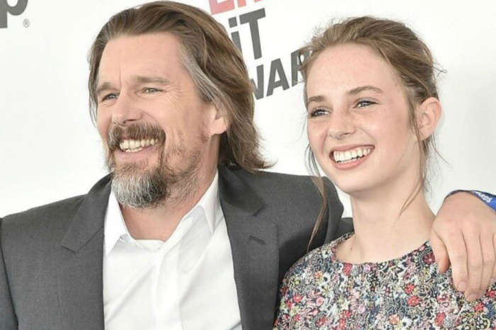 Ethan Hawke Praises Daughter Maya Following Her Stranger Things Debut With Loving Instagram Message
