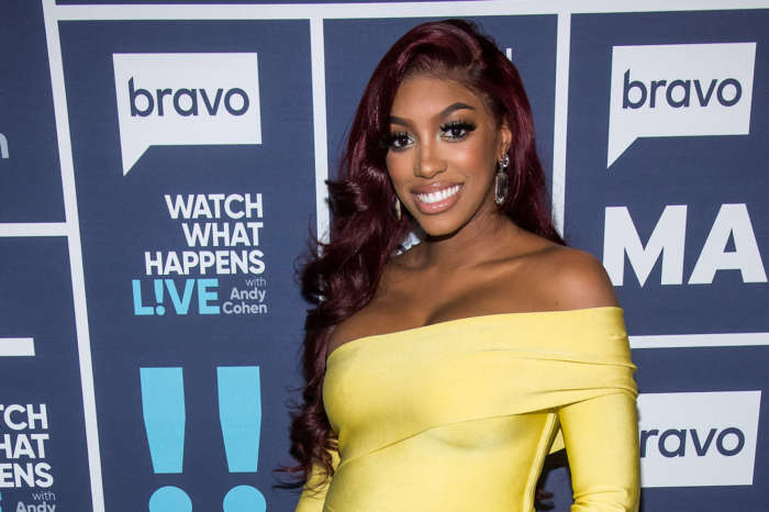 Porsha Williams Had The Perfect Sunday With Baby PJ