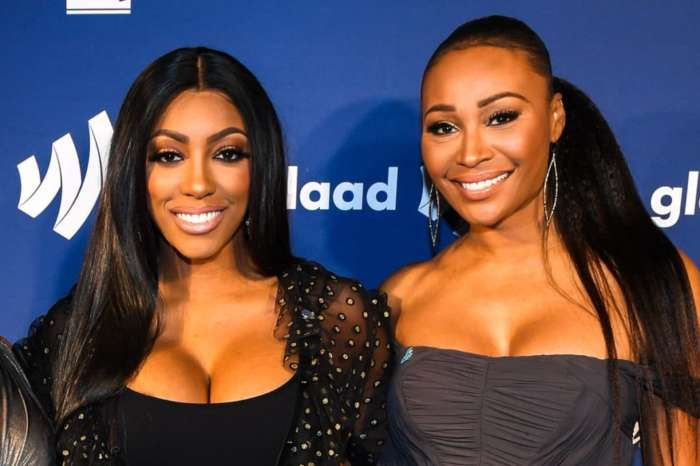 Porsha Williams And Cynthia Bailey Are Rocking Blonde Hair And Fans Cannot Get Enough Of Their Looks
