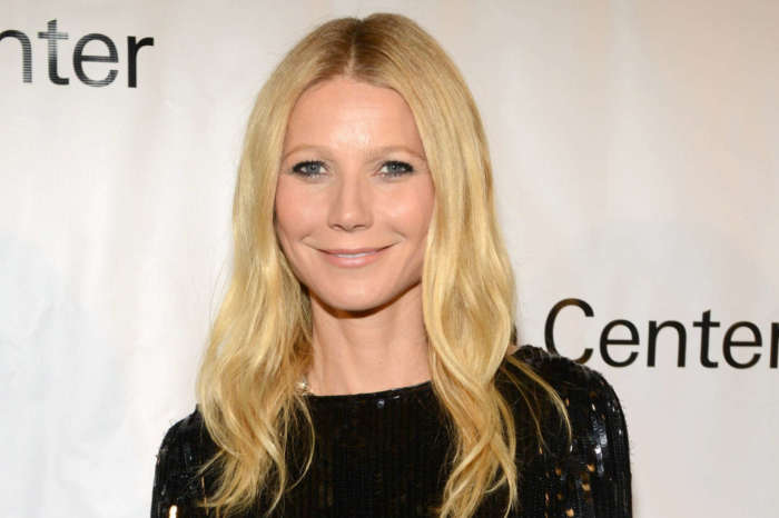 Gwyneth Paltrow Reveals She's Not Very Fond Of Her Backside