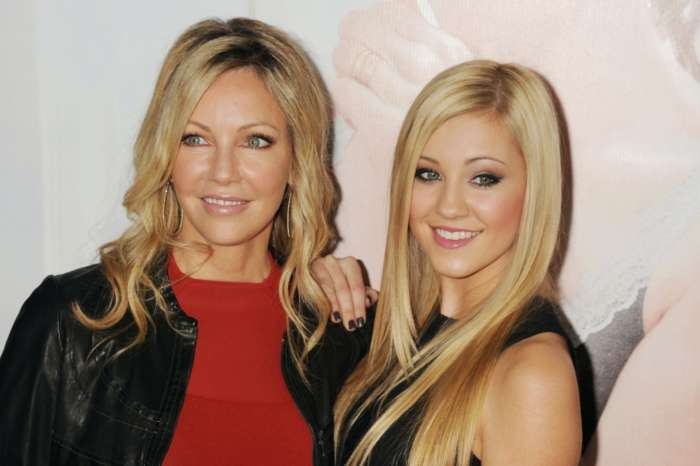 Heather Locklear's Daughter Ava Looks Just Like Her Mom In New Pic