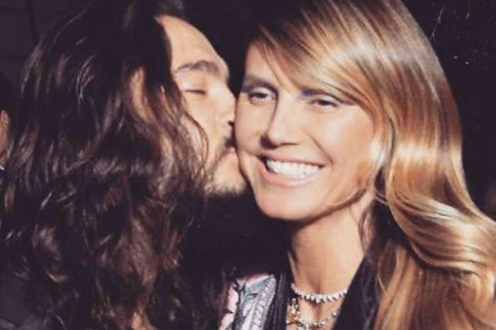 Heidi Klum Is Gorgeous At AmfAR Gala In Paris — Shares PDA With Fiance Tom Kaulitz