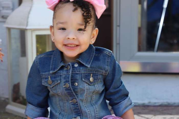 Tiny Harris And T.I.'s Baby Girl Heiress Harris' Video In Which She's Singing 'Happy Birthday' To Her Mom Will Brighten Your Day