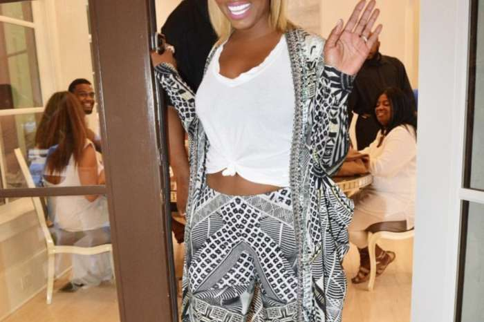 NeNe Leakes Shares The Most Hilarious RHOA-Related Photo That You'll See