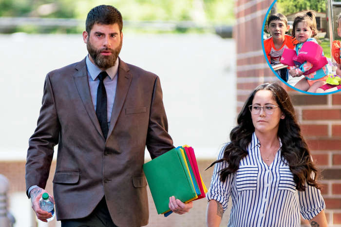 Jenelle Evans 'Crying Tears Of Joy' After Finally Regaining Custody Of Her Kids