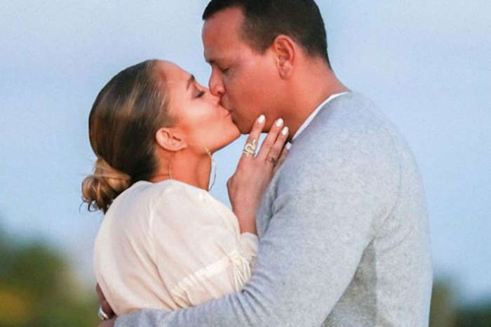 Alex Rodriguez Comforts An Emotional Jennifer Lopez After 'Tough Show' In New YouTube Video