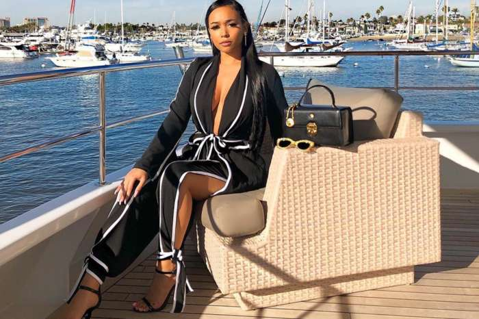 Jordan Craig Stuns In Bathing Suit Pictures While Reportedly On Vacation With Tristan Thompson And Their Son Prince; Khloe Kardashian Must Be Confused