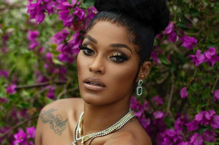 Joseline Hernandez Shares Gorgeous Photo Of Bonnie Bella And Slams Stevie J For Trying To Take Her