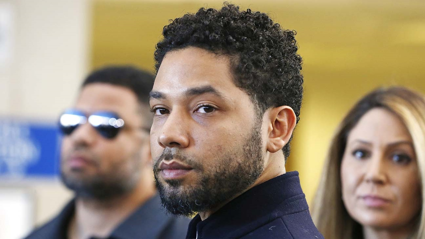 Jussie Smollet Empire Brothers Attack