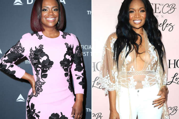 Kandi Burruss Promotes Marlo Hampton And Her Fans Are Not Too Happy About This