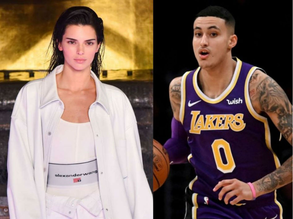 """kendall-jenner-hangs-with-kyle-kuzma-who-is-the-latest-basketball-player-to-catch-her-eye"""