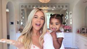 KUWK: Khloe Kardashian Responds To Fan Saying She 'Hates' Tristan Thompson