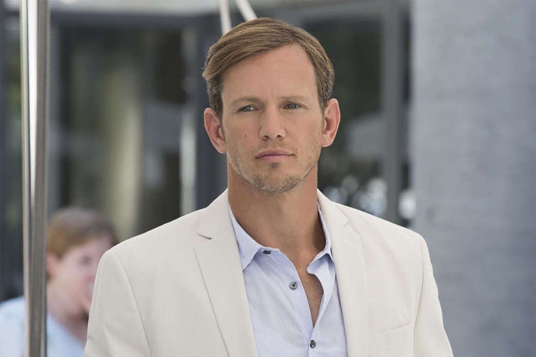 Actor Kip Pardue fined for 'serious misconduct' over masturbation claims
