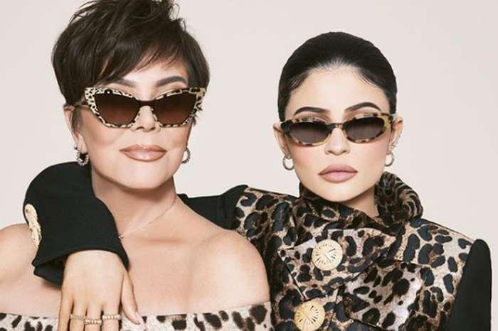 Kris, Kylie Jenner, And Stormi Cover Harpers Bazaar Arabia In Leopard Print