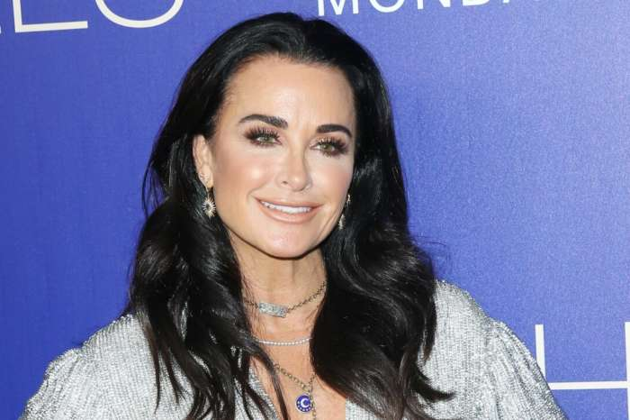Kyle Richards Thrilled About Her New Unofficial 'Queen Of RHOBH' Title Following Lisa Vanderpump's Exit