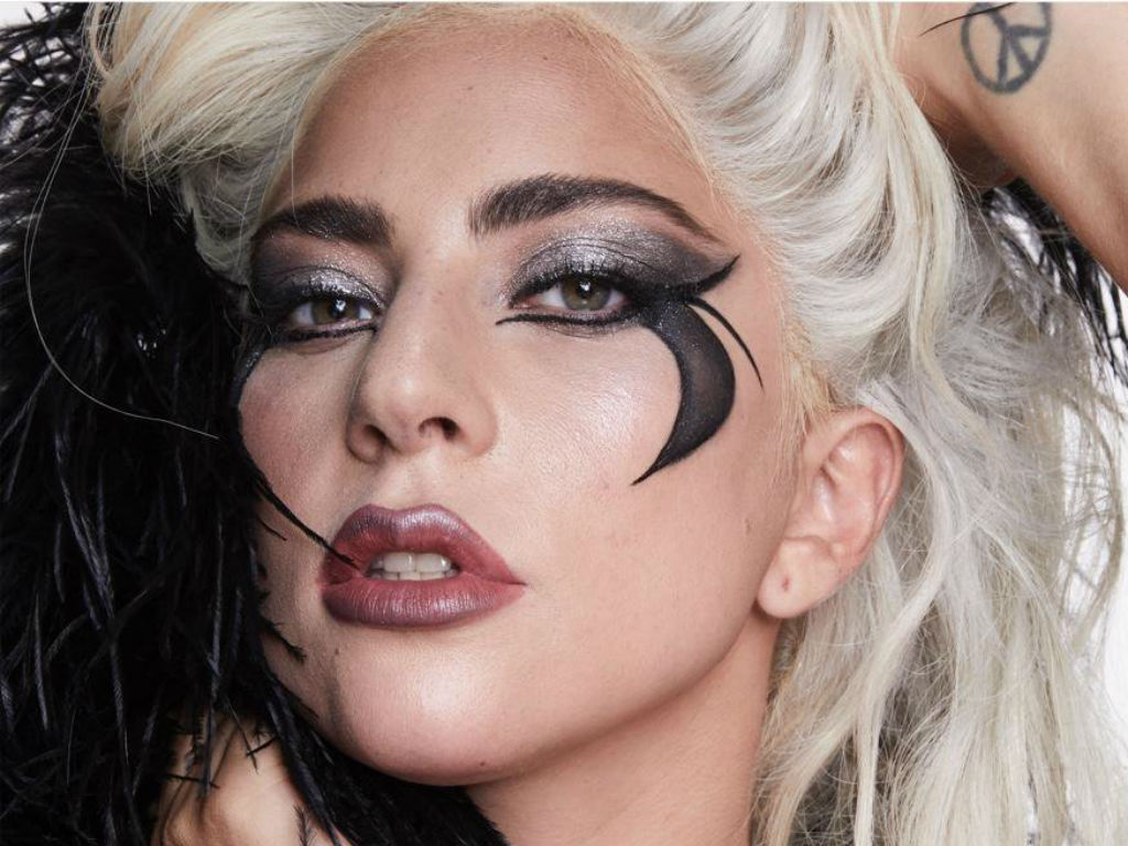 You too can soon get Gaga glammed with her new beauty line