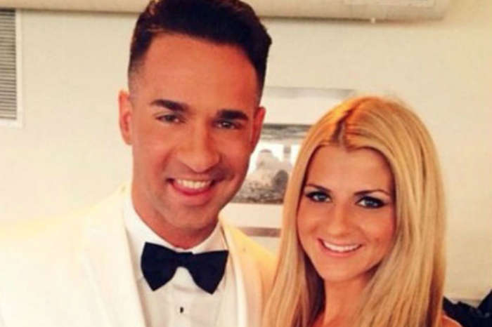Mike Sorrentino's Wife Lauren Admits She Got A Nose Job For Their Wedding
