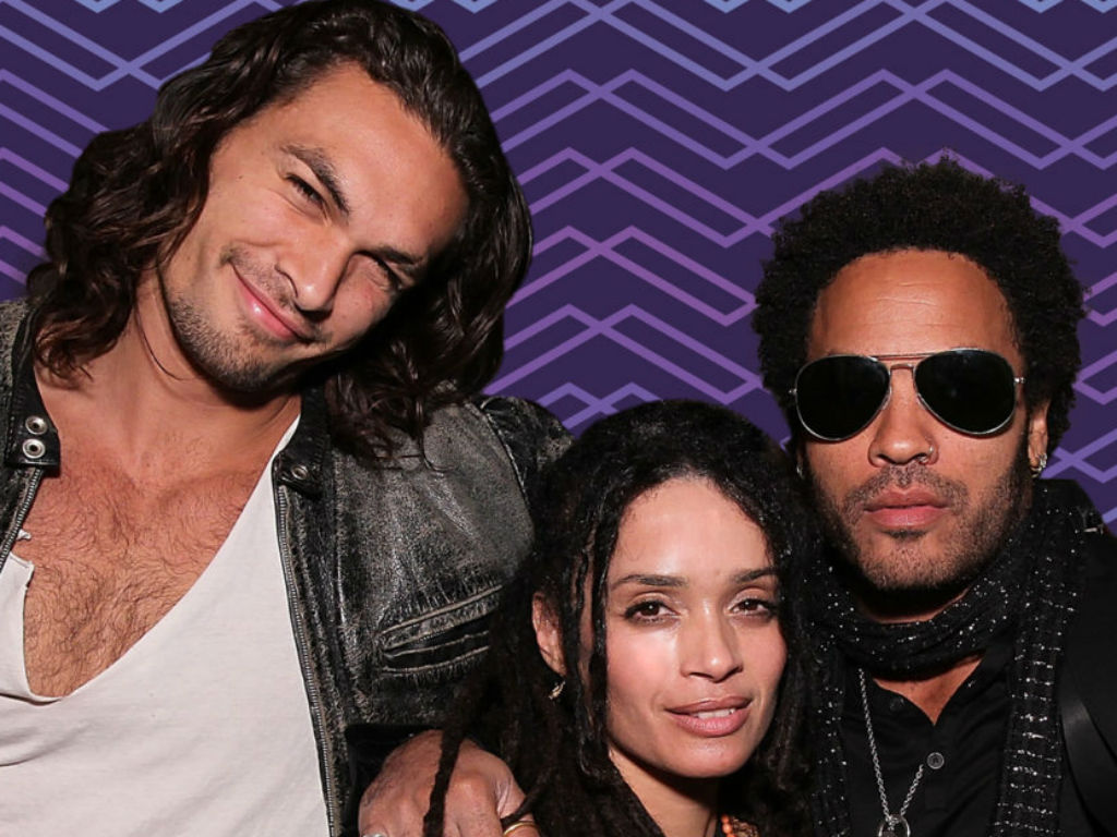 Lenny Kravitz Talks Relationship With Ex Wife Lisa Bonet And