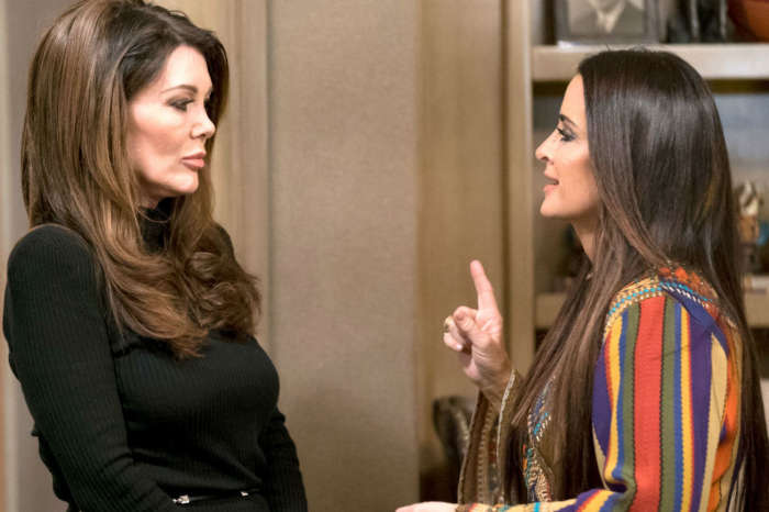 Lisa Vanderpump Claims Kyle Richards Is The Main Reason She Left RHOBH