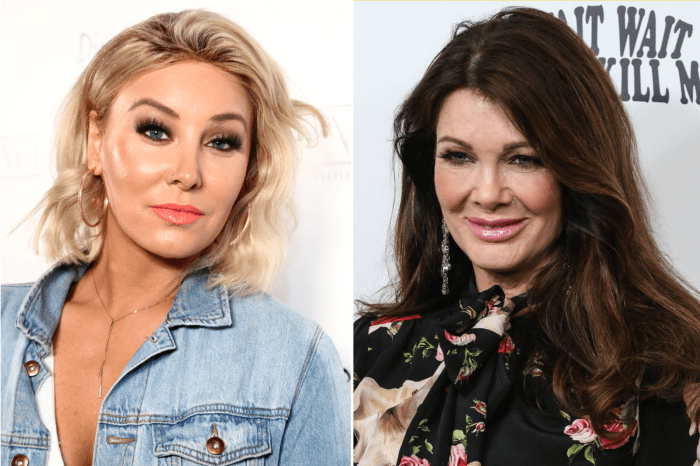 Lisa Vanderpump Says Vanderpump Rules Cast Takes 'One Step Forward And Two Steps Back' Amid News That Billie Lee Quit Show Due To Bullying