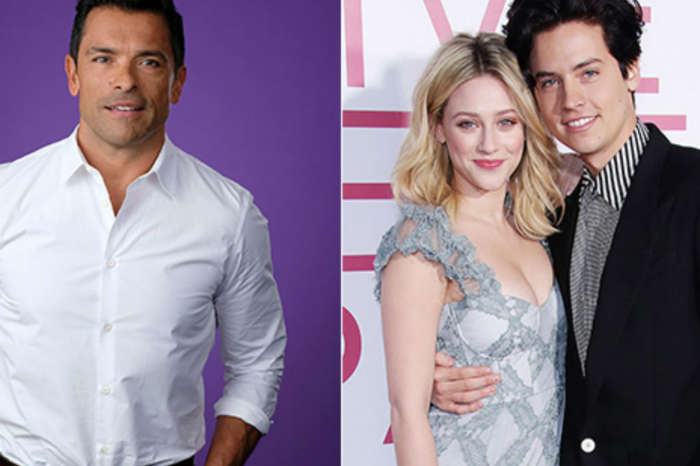 Riverdale Star Mark Consuelos Weighs In On Cole Sprouse And Lili Reinhart's Break Up