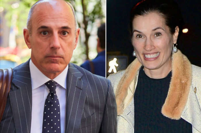 Matt Lauer's Wife Annette Roque Officially Files For Divorce - Disgraced Today Show Host Reportedly Giving In To All Her Demands