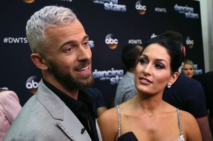 Nikki Bella And Artem Chigvintsev Talk About Finally Putting A Title On Their Relationship