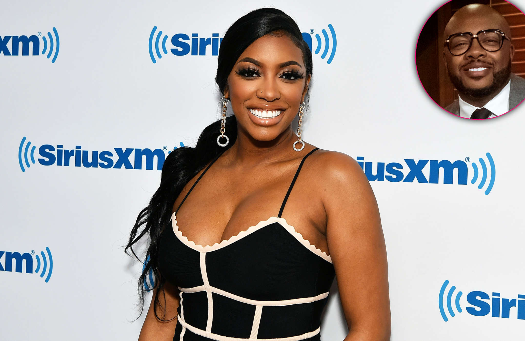 Porsha Williams Hints At The Fact That She's Back Together With Dennis McKinley