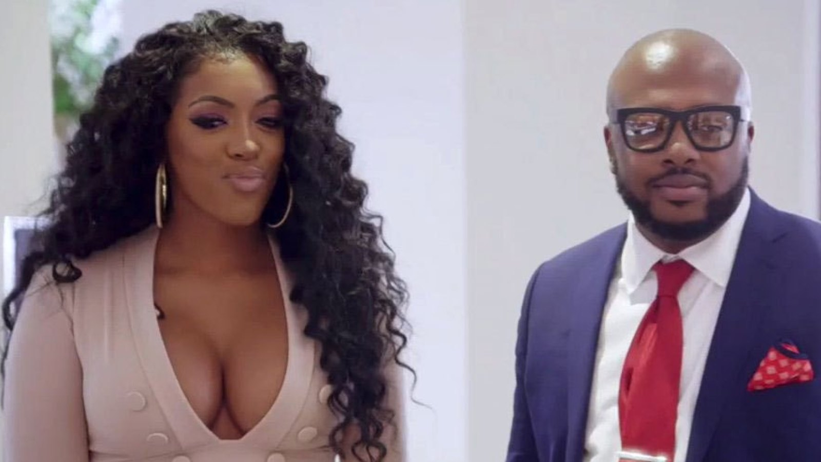 Porsha Williams Tries To Convince Fans That Baby PJ Looks Like Her As Well, Not Only Like Her Dad, Dennis McKinley - Check Out Baby Porsha In These Throwback Pics