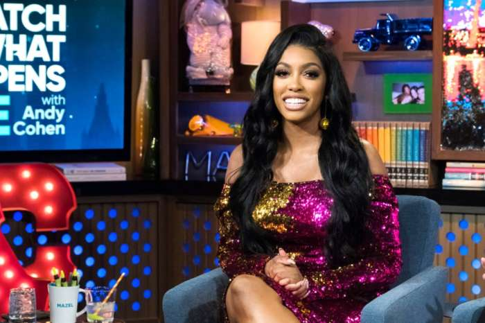 Porsha Williams Shares Her 'Simple Meditation Technique' With Fans