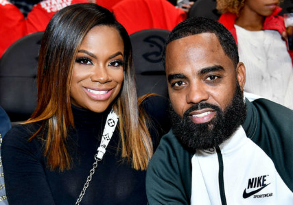 RHOA Stars Kandi Burruss And Todd Tucker Reportedly Took Separate Vacations With Their Kids