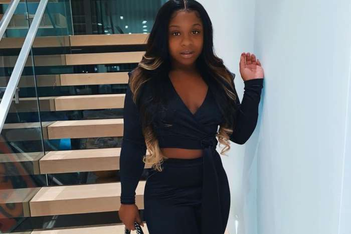 Reginae Carter Will Make YFN Lucci's Heart Skip A Beat With Her Latest Juicy Clip