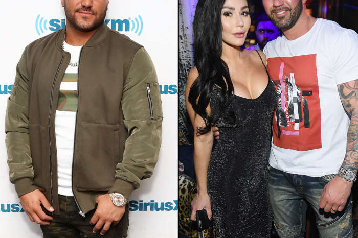 JWoww Schools Fan On Why She Was Tight-Lipped About Her Divorce After Ronnie Magro Slams Her For Being 'Fake As F***'