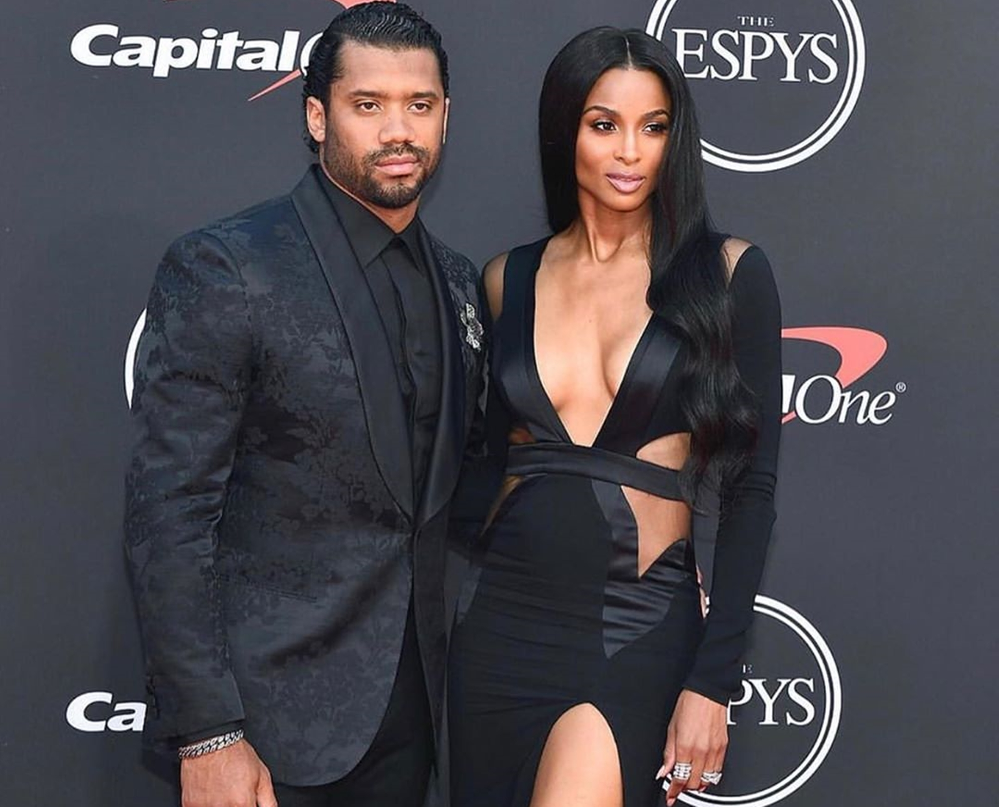 Russell Wilson Ciara Dance Vacation Children