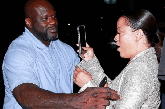 Shaunie O'Neal Asks Her Son How He Feels About Her Getting Back With Shaq -- Says She Will Always Be His Wife In His Mind