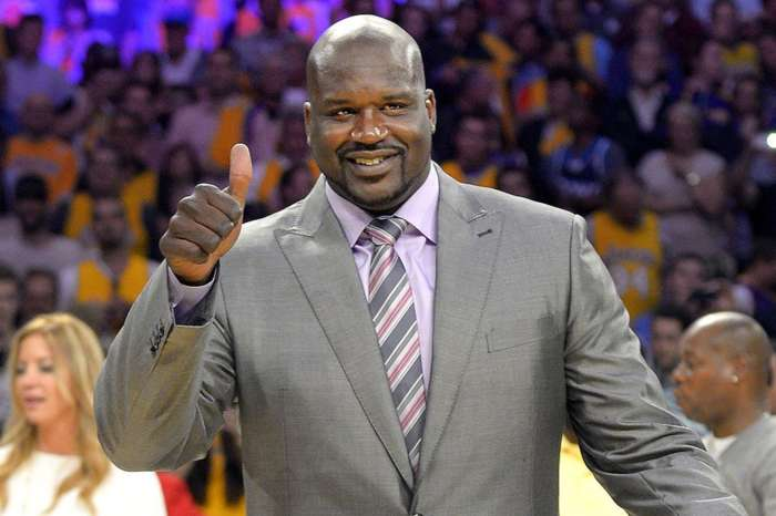 Shaquille O'Neal, Who Is 7′ 1″, Looks like A Giant In Mosh Pit At A Music Festival, Fans Joke That DJ Diesel Is A Lawsuit Waiting To Happen Because Of His Moves In This Video