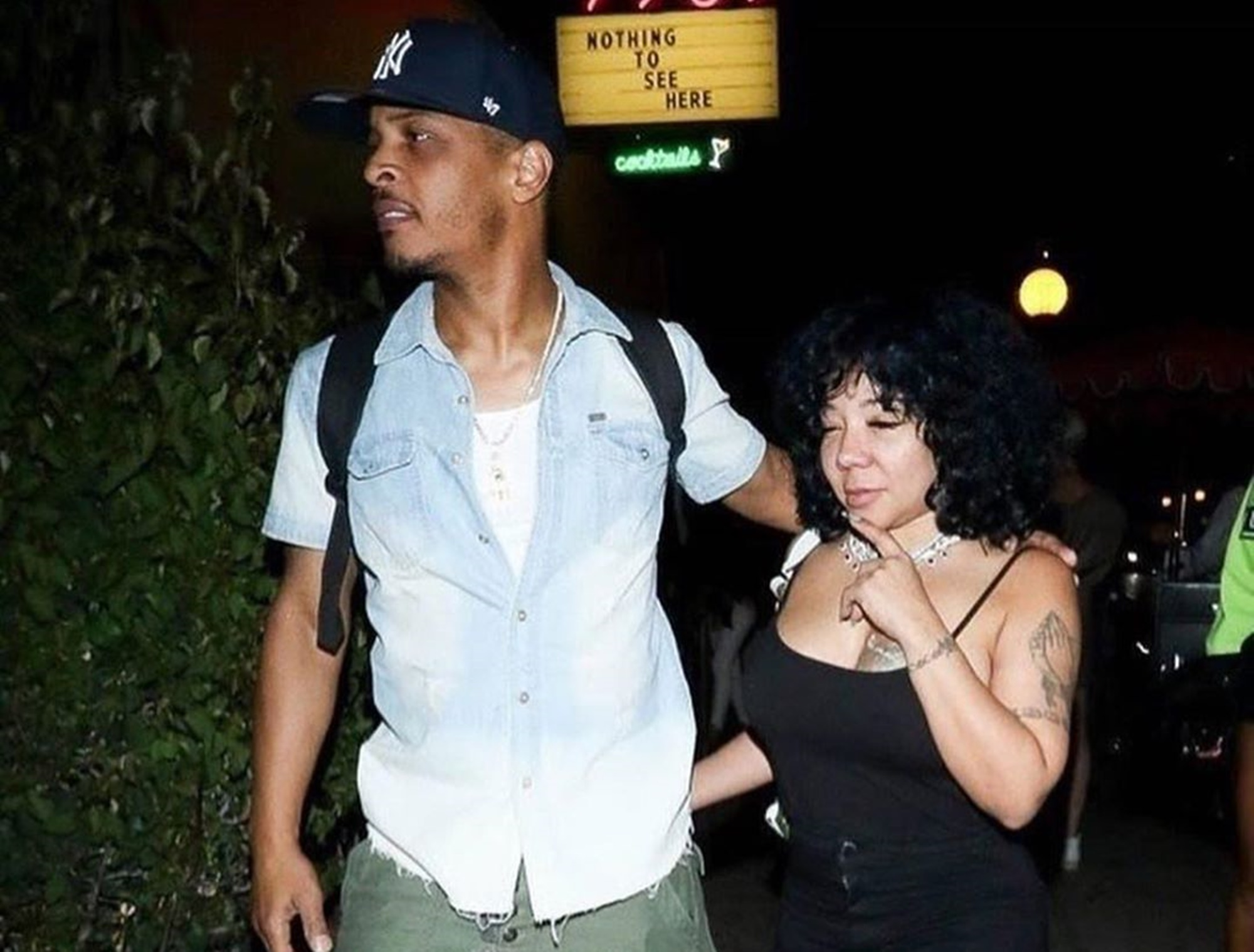 T.I. Tiny Harris Birthday Celebration