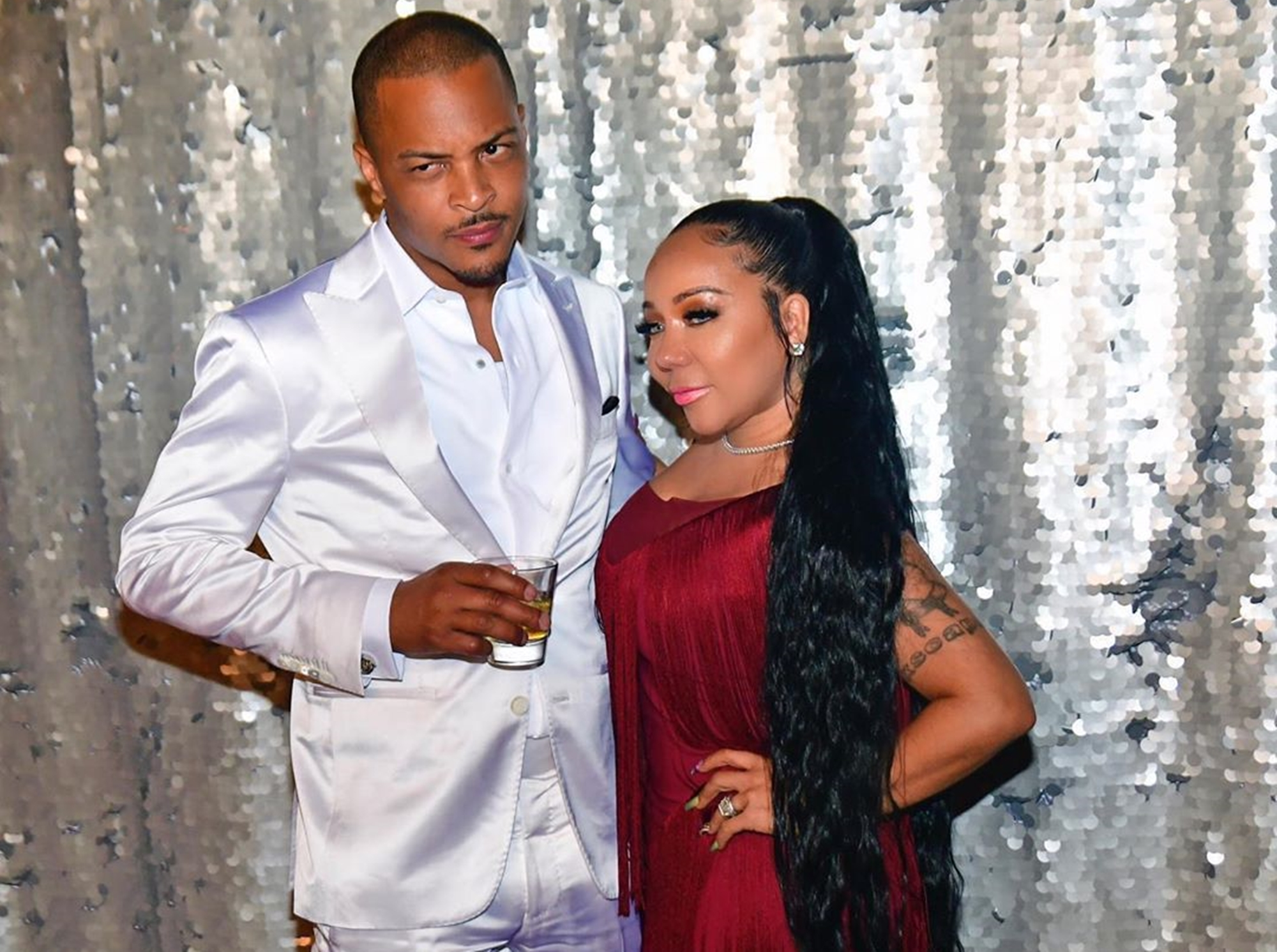 """tiny-harris-pens-sweet-note-for-t-i-on-their-wedding-anniversary-after-being-whisked-away-on-tropical-gateway-by-the-rapper-video-confirms-that-deyjah-harris-dad-brought-his-a-game"""