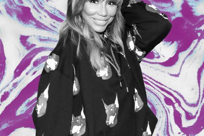 Tamar Braxton Poses With David Adefeso And True Fans Defend Her From All The Haters