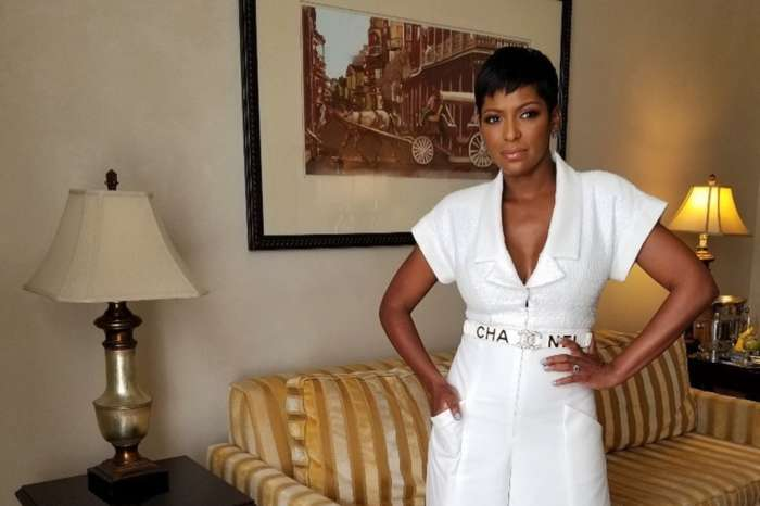 Tamron Hall Shares Precious Photo Of Baby Moses With Handsome Hero Harry Belafonte