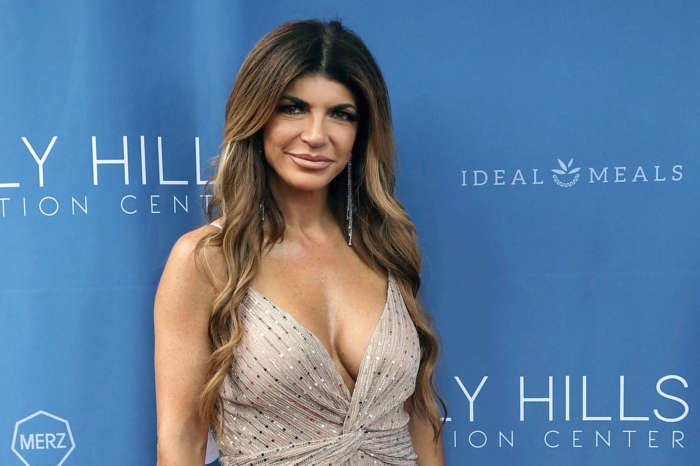 Teresa Giudice Caught Without Her Wedding Ring Amid Cheating Rumors - Here's Why She's Not Wearing It!
