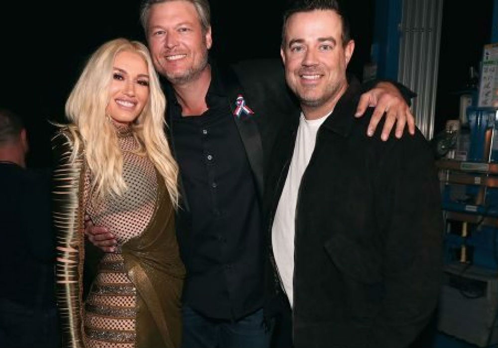 The Voice Head Honcho Carson Daly Tells Blake Shelton Not To Let Gwen Stefani Go