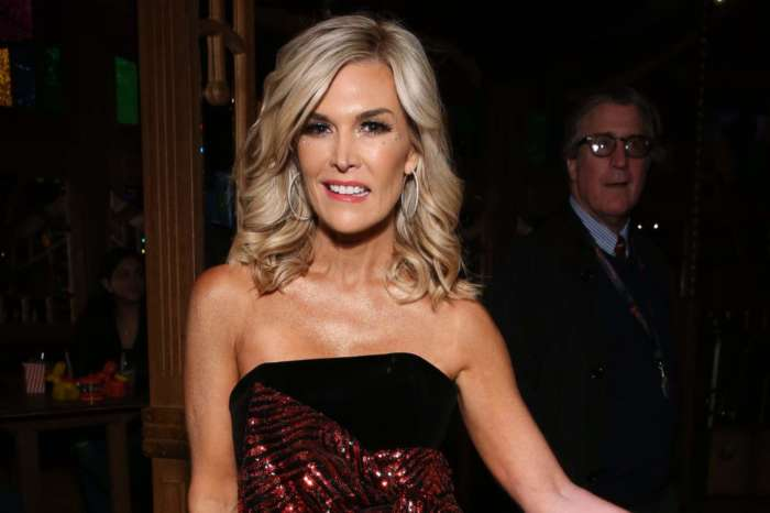 Tinsley Mortimer Reportedly Makes The Other RHONY Stars Feel 'Threatened' Since She's Hot, Young And Recently Single