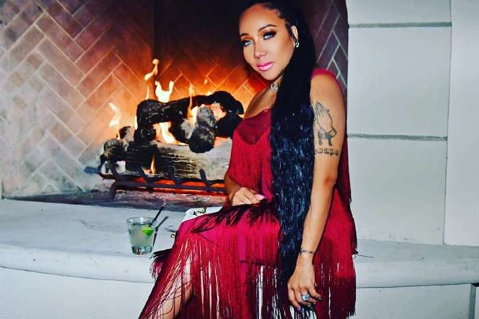 Tiny Harris Promotes Brandon Thaxton Who Worked With Her Kids