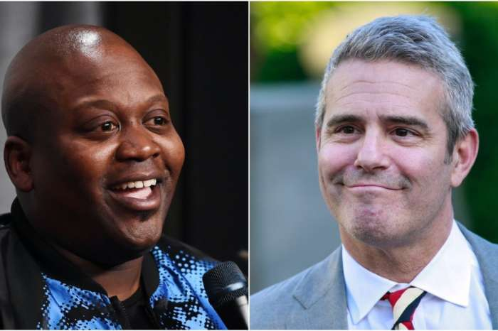 Andy Cohen Responds To Tituss Burgess Calling Him 'A Messy Queen' -- Here's Why He Thinks They Clashed!